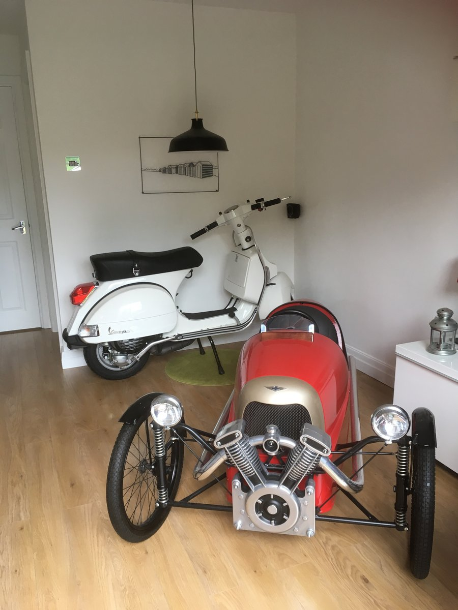2015 New unused px 125. Displayed in house from day one For Sale (picture 3 of 6)