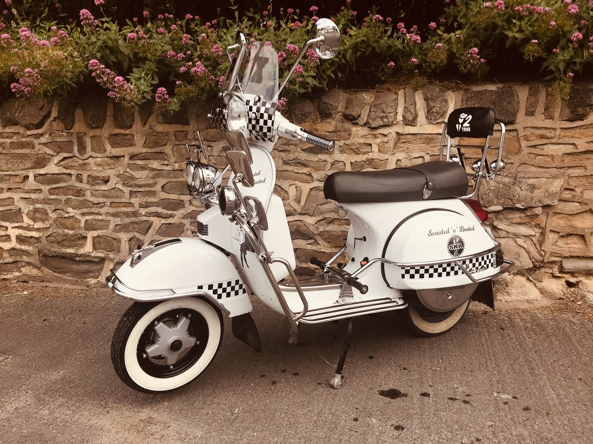 2003 VESPA Px 125 /180 cc For Sale | Car And Classic
