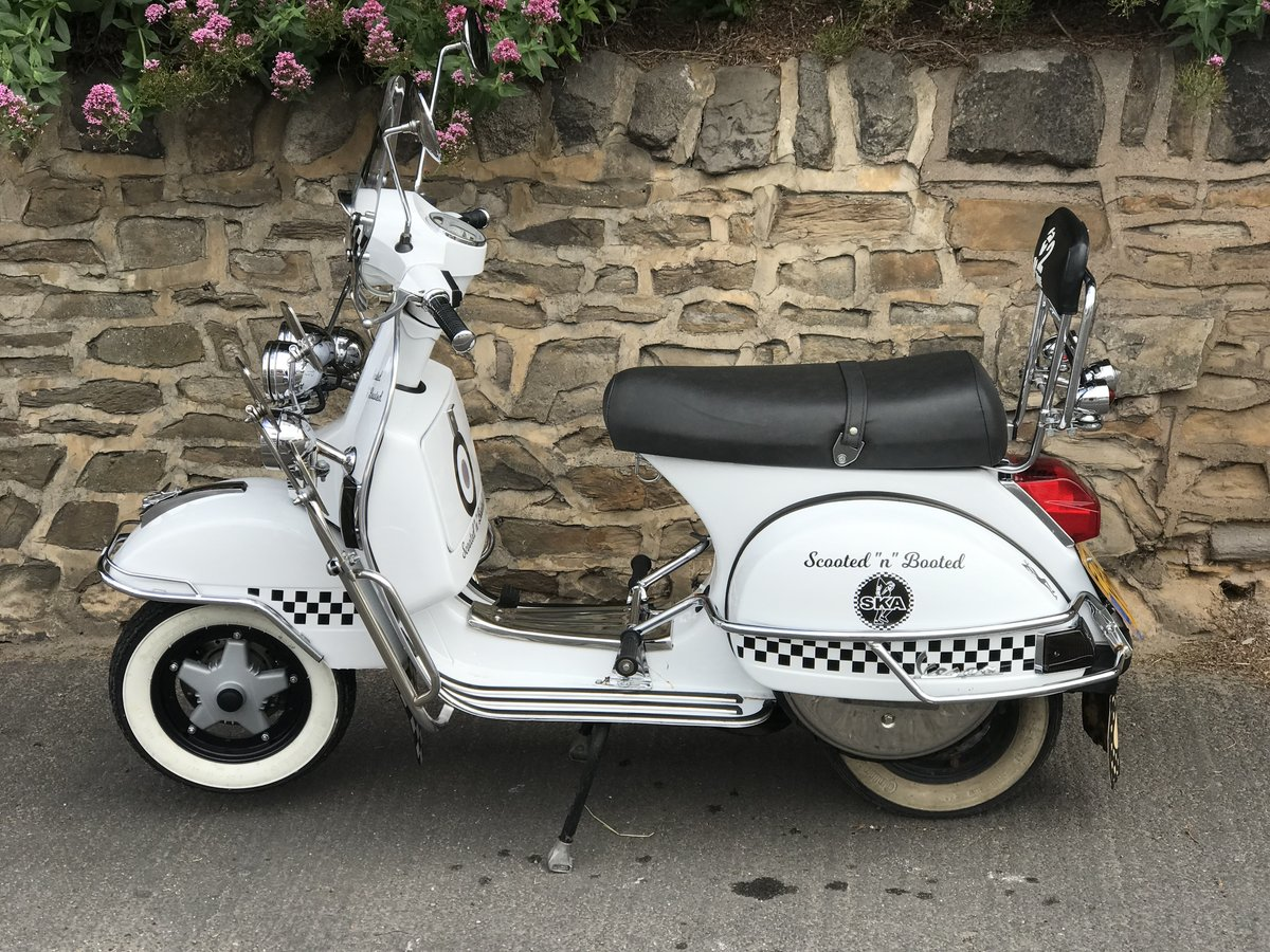2003 VESPA Px 125 /180 cc  For Sale (picture 3 of 6)