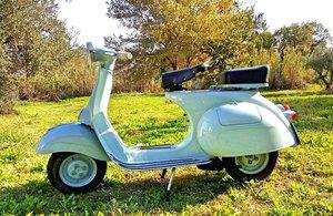 "1961 Vespa 125 VNB ""First series"" - Newly restored"