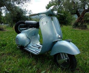 1957 VESPA 150 VB1T - Fully restored !!! For Sale
