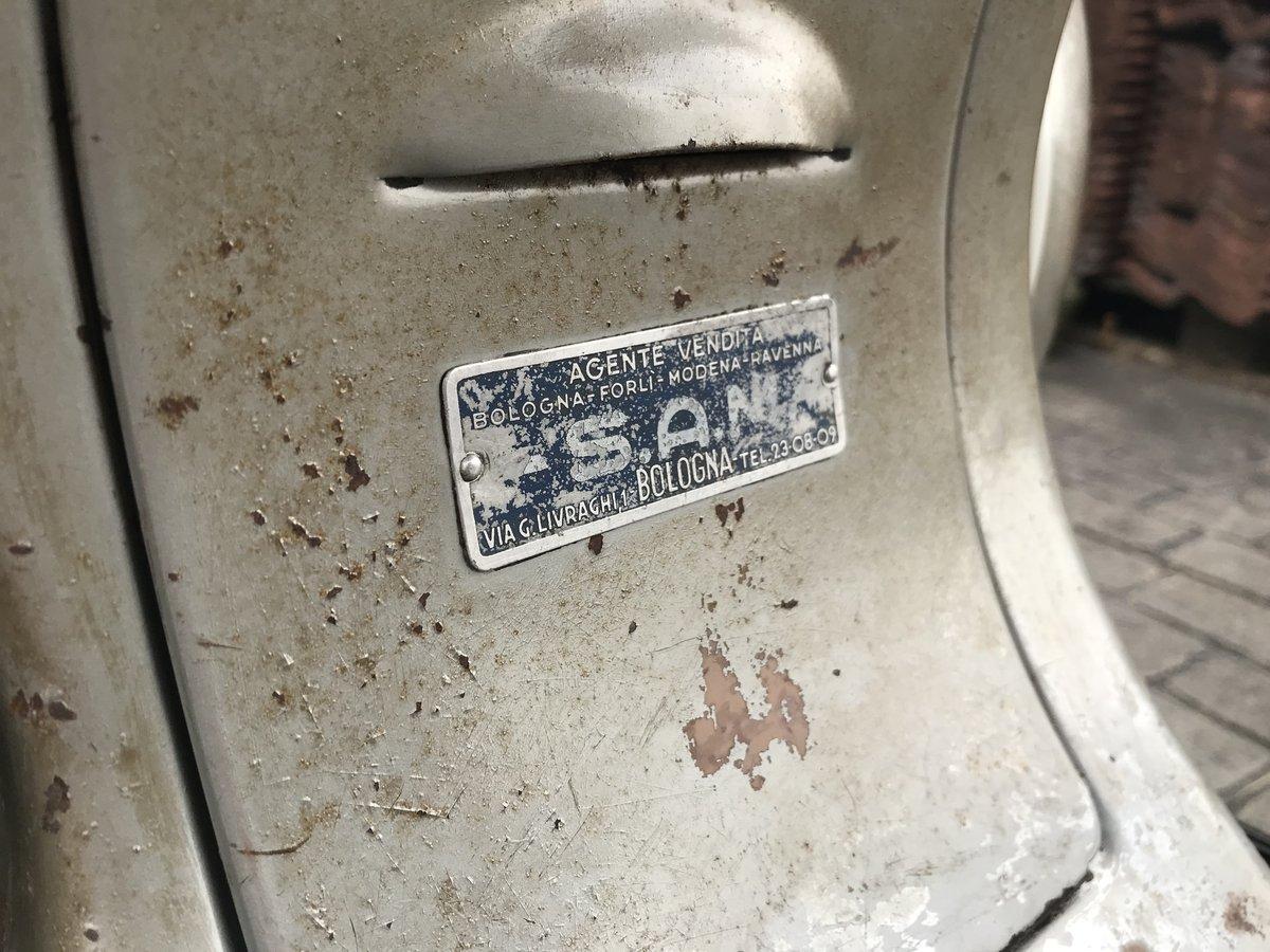 1960 Vespa GS150 VS5 Original paint For Sale (picture 6 of 6)