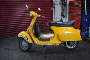 Lot 123 - A 1973 Vespa 125 Primavera - 10/08/2019 SOLD by Auction