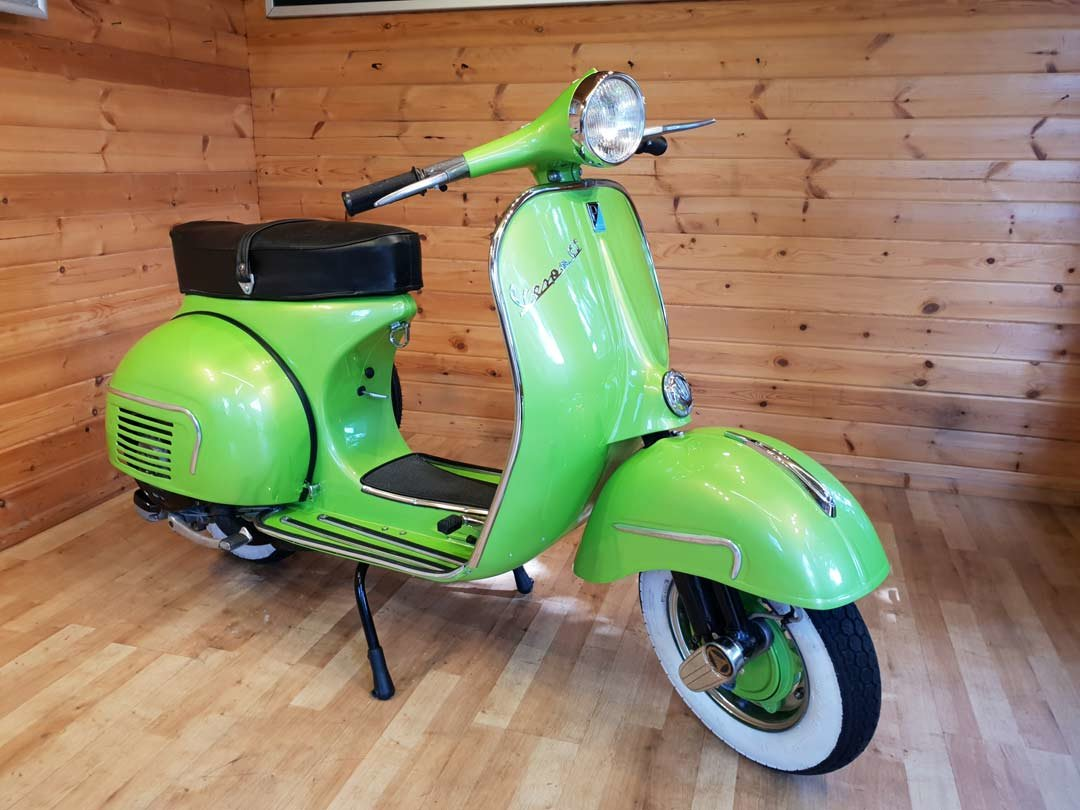 1962 Vespa GS160 MK1 - UK Stunning Restoration  For Sale (picture 1 of 5)