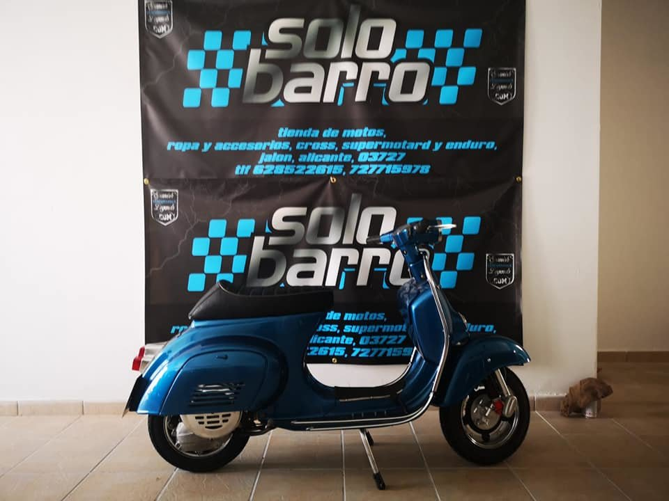1978 Vespa primavera  For Sale (picture 1 of 6)
