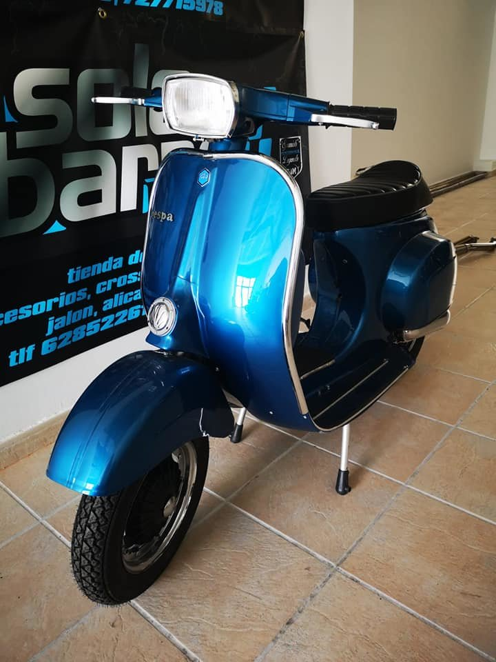 1978 Vespa primavera  For Sale (picture 3 of 6)