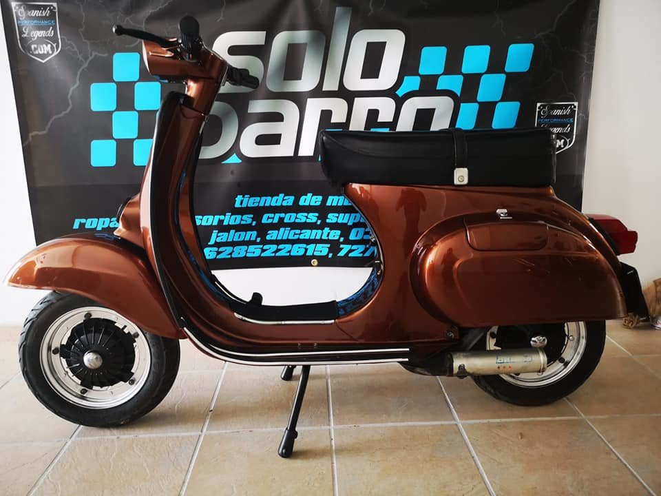 1978 Vespa primavera  For Sale (picture 4 of 6)