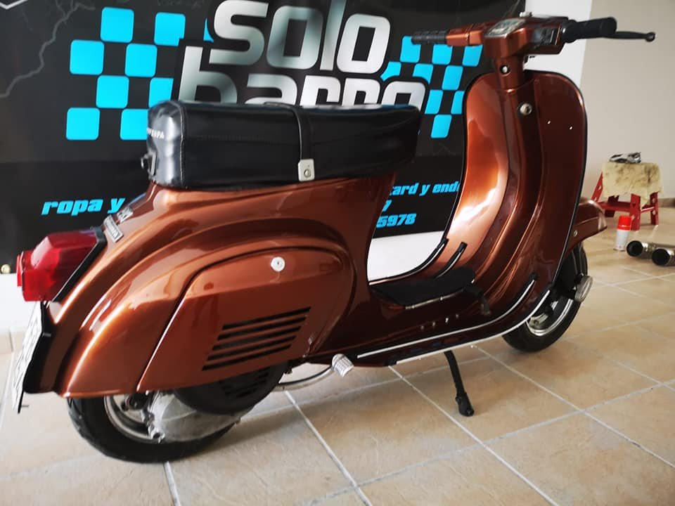 1978 Vespa primavera  For Sale (picture 5 of 6)