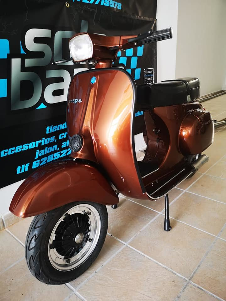 1978 Vespa primavera  For Sale (picture 6 of 6)