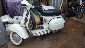 1965 Vespa sprint 150  Fully restored 17km only