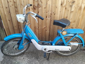 1971 Vespa ciao peddle & pop For Sale
