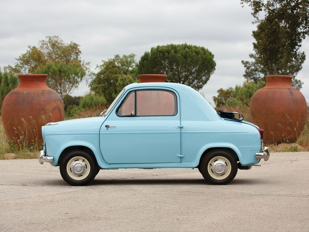 1959 Vespa 400  For Sale by Auction (picture 5 of 5)