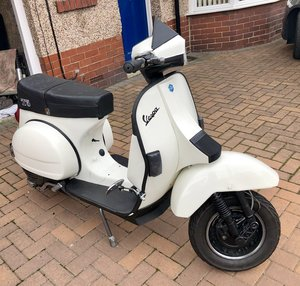1991 Vespa T5 Mk1 - This is NOT a PX  For Sale