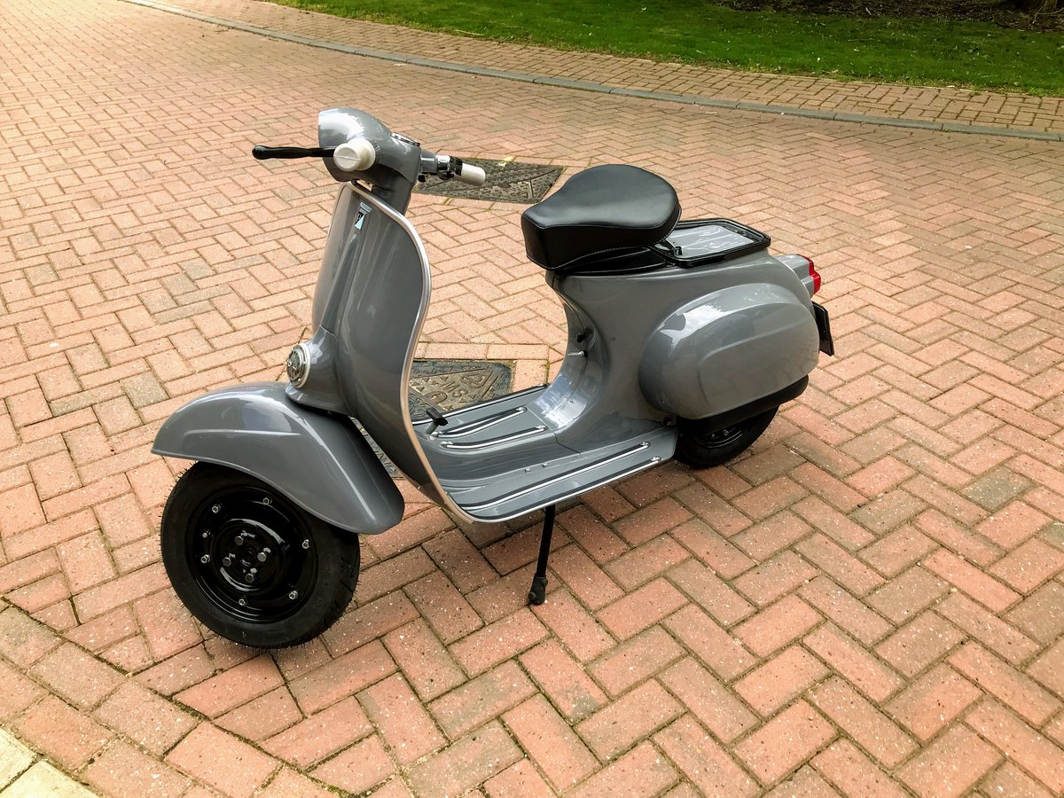 1966 Vespa 90 Douglas IMMACULATE For Sale (picture 1 of 5)