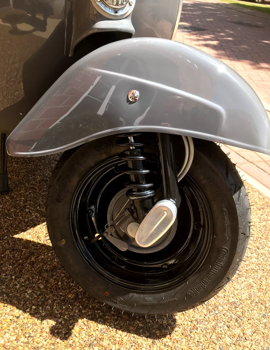 1966 Vespa 90 Douglas IMMACULATE For Sale (picture 4 of 5)