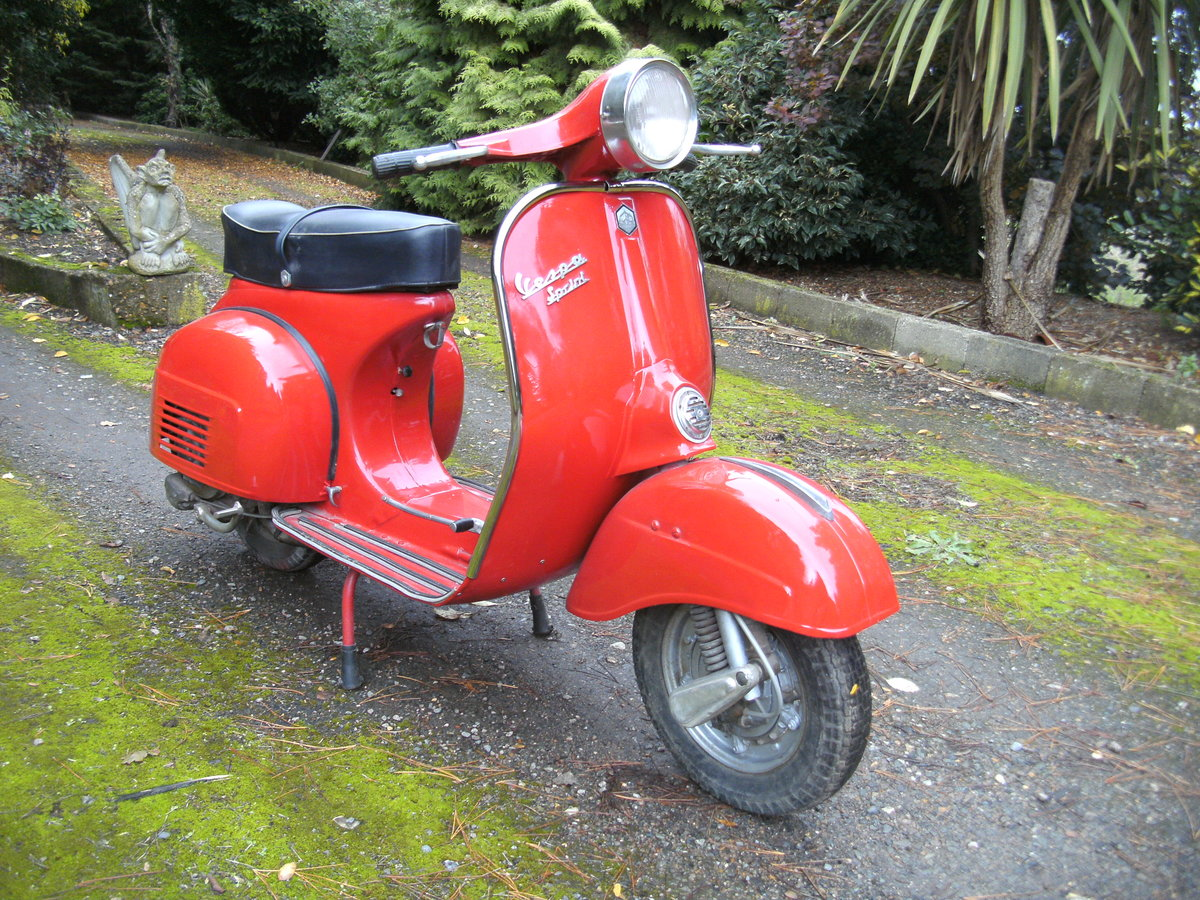1972 VESPA  150 SPRINT VELOCE Reduced For Sale (picture 1 of 6)