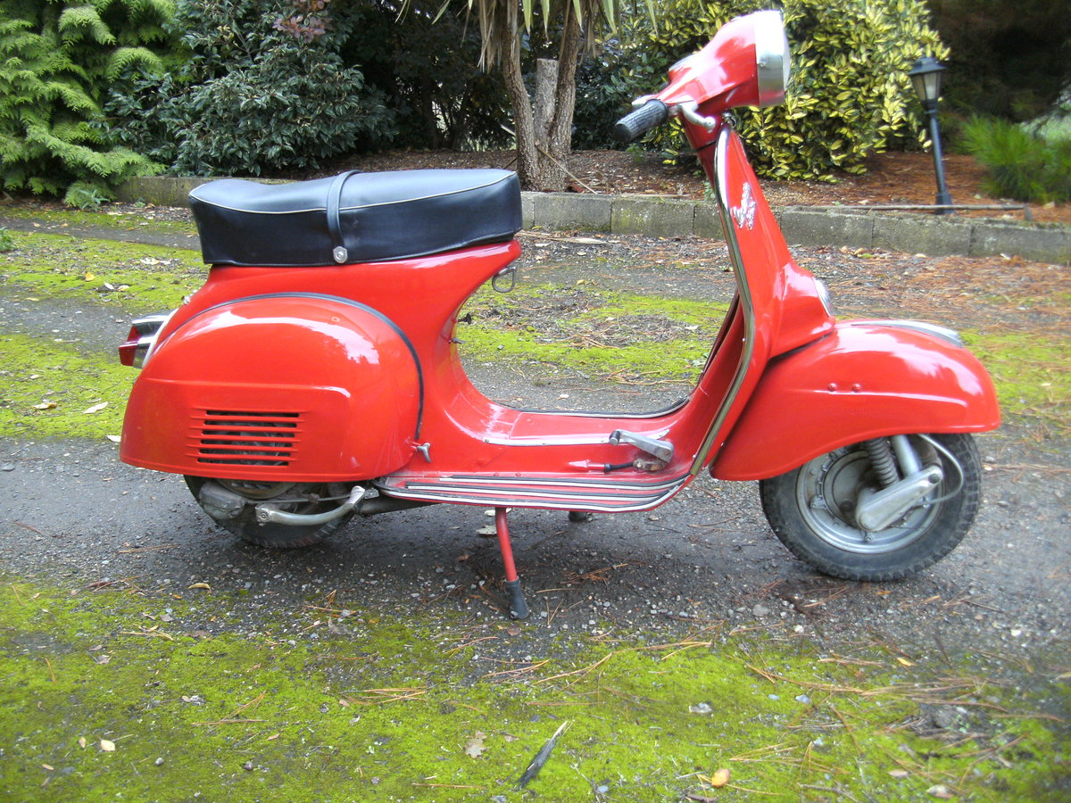 1972 VESPA  150 SPRINT VELOCE Reduced For Sale (picture 2 of 6)