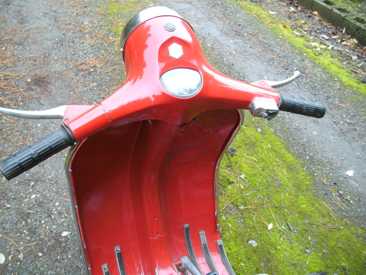 1972 VESPA  150 SPRINT VELOCE Reduced For Sale (picture 6 of 6)