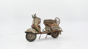 1957 VESPA GS150 for sale by auction For Sale by Auction