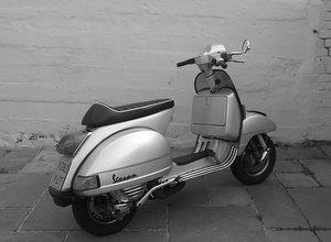 2001 Vespa Px200e For Sale