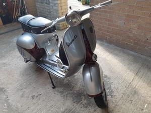 1960 VESPA GS150 VS5