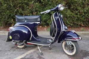 1959 Vespa Douglas 125cc