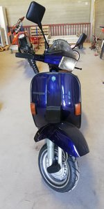 1993 Vespa TX-200  For Sale