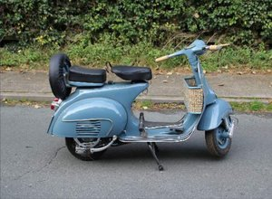 1962 VESPA 150