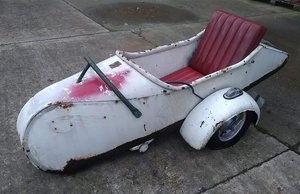 Picture of 1954 SIDE CAR STEIB LS200 SPECIAL SCOOTER