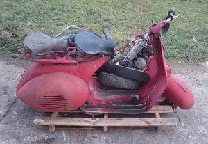 VESPA 125 ACMA 1954 For Sale