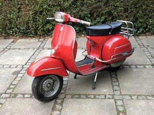 1965 Vespa Super Sport scooter VSC1T 180SS   For Sale