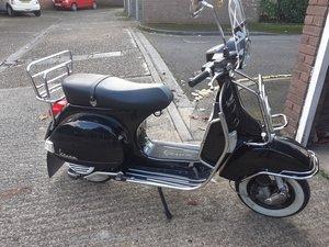 2011 vespa px 125cc For Sale