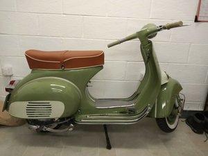 1964 Vespa Douglas Sportique For Sale