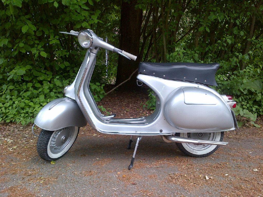 1960 Vespa GS 150 VS5 For Sale (picture 2 of 6)