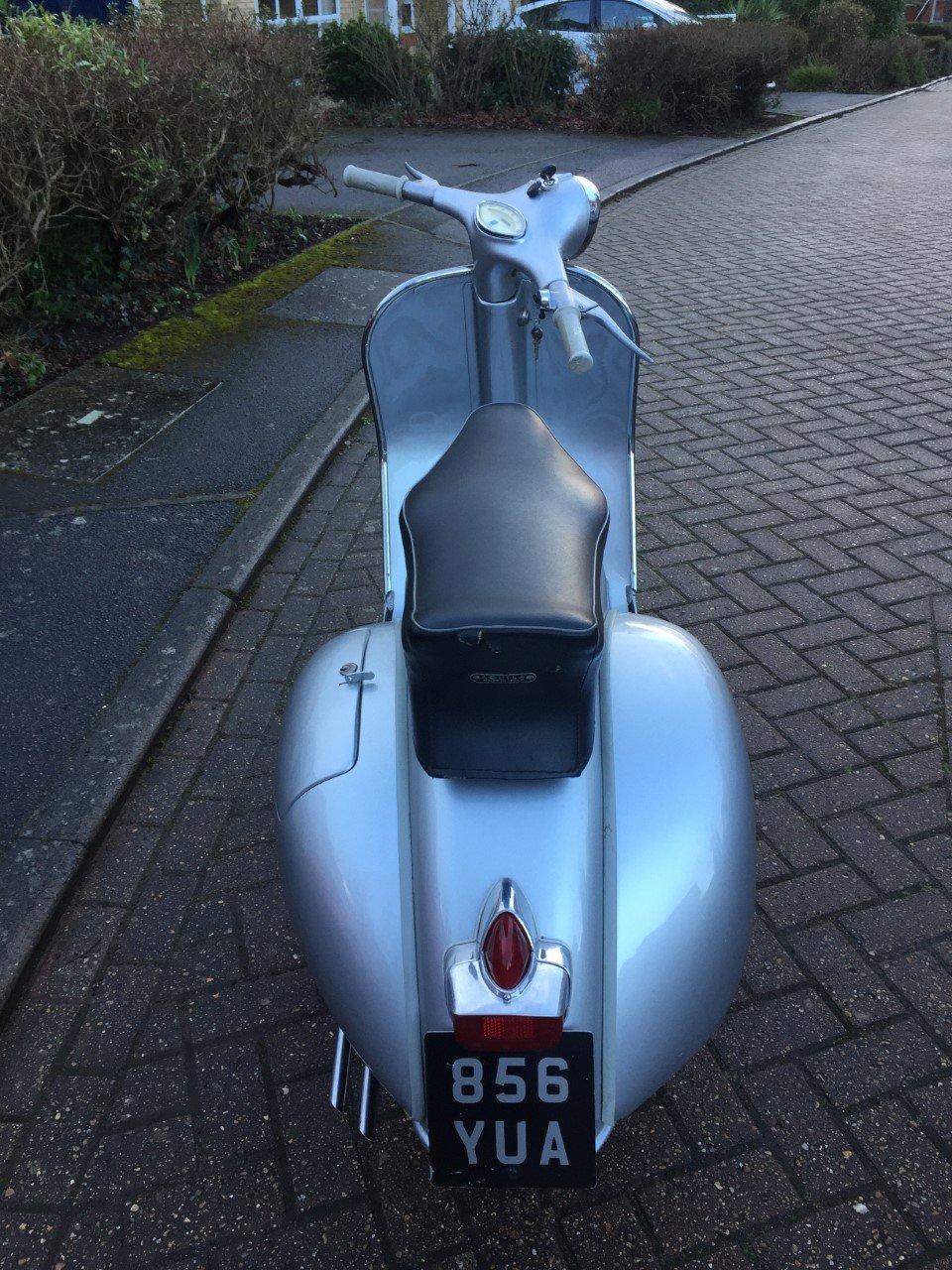 1960 Vespa GS 150 VS5 For Sale (picture 5 of 6)