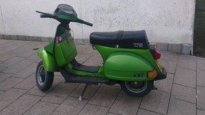 1991 Piaggio T 5 Metallic Green