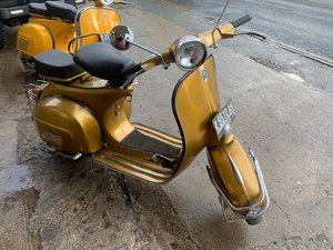 **REMAINS AVAILABLE** 1975 Vespa Super SOLD by Auction