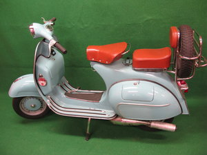 1961 Piaggio Vespa 150