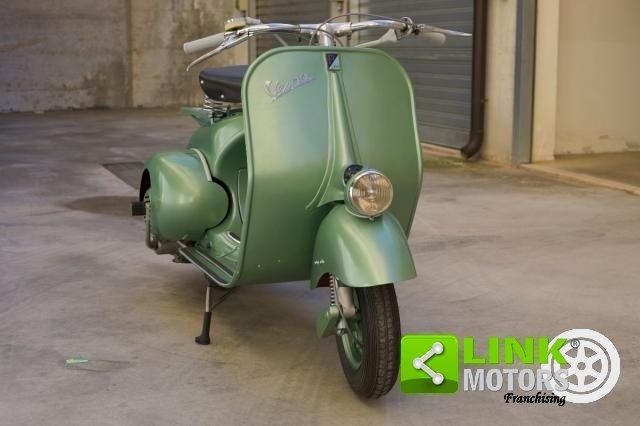 1952 Piaggio Vespa 125 V31T a faro basso For Sale (picture 1 of 6)