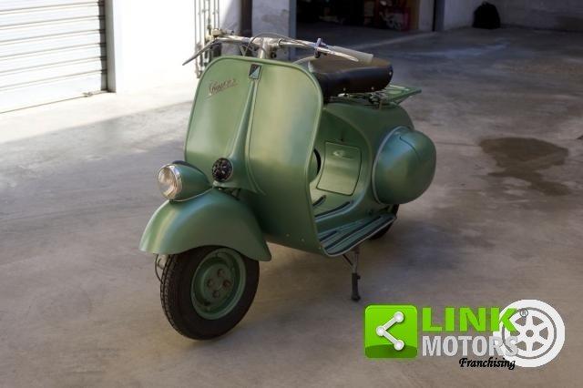 1952 Piaggio Vespa 125 V31T a faro basso For Sale (picture 2 of 6)