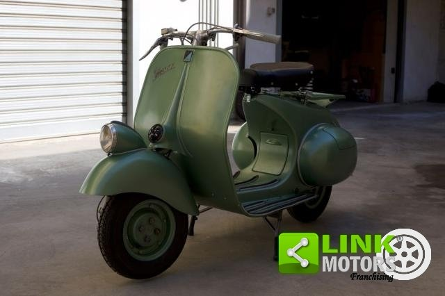 1952 Piaggio Vespa 125 V31T a faro basso For Sale (picture 3 of 6)