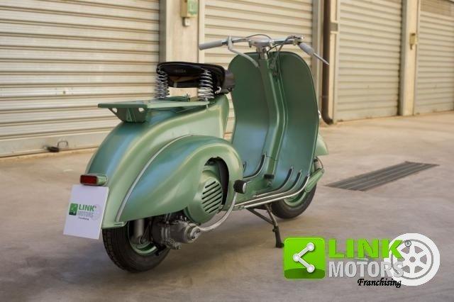 1952 Piaggio Vespa 125 V31T a faro basso For Sale (picture 4 of 6)