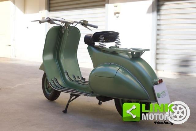 1952 Piaggio Vespa 125 V31T a faro basso For Sale (picture 6 of 6)