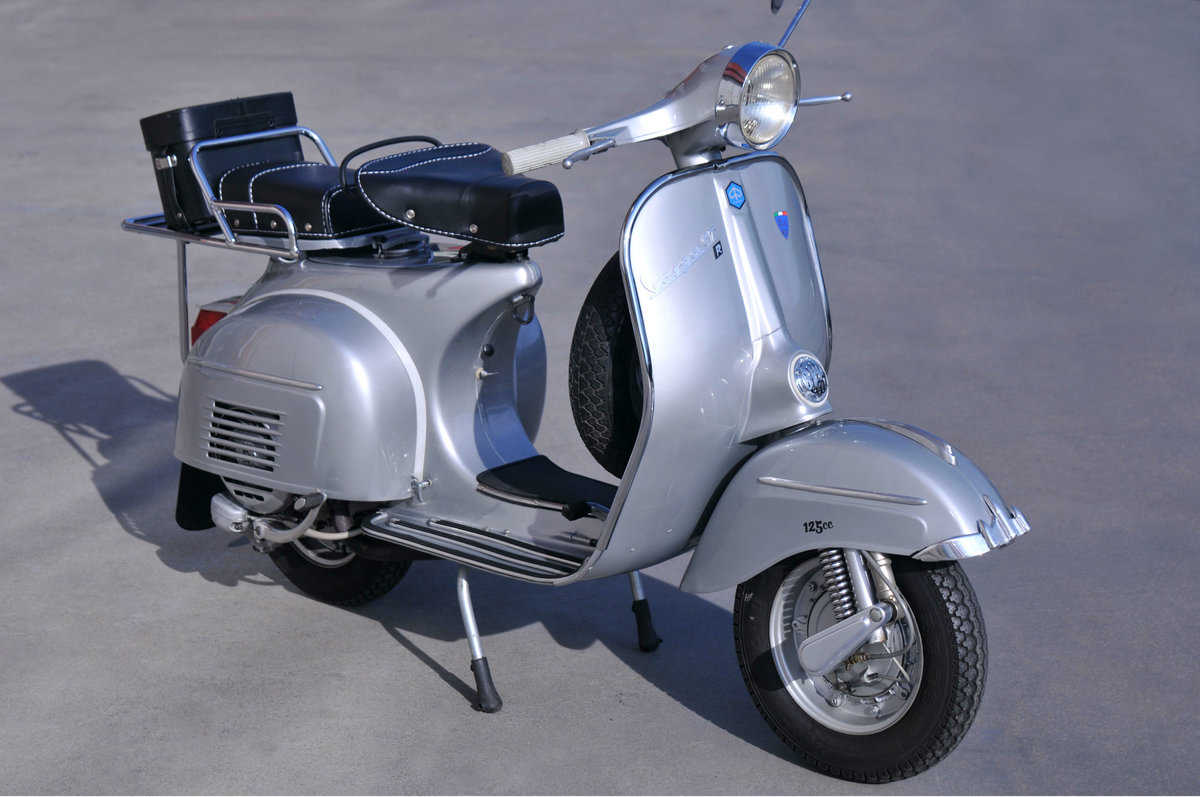 1974 Vespa 125 GTR For Sale (picture 1 of 6)