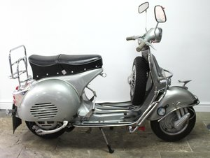 Picture of 1958 Vespa GS 150 SOLD
