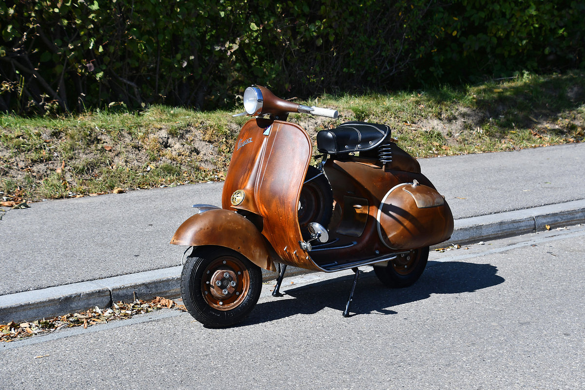 1957 Completely restored and overhauled For Sale (picture 1 of 6)