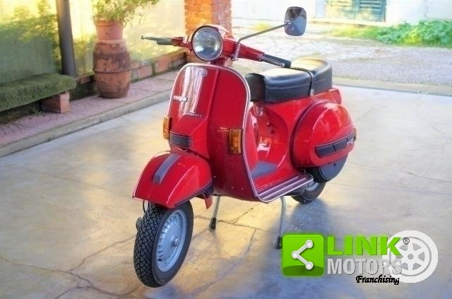 Vespa PX 150 Arcobaleno 1984 - Doc Originali - DA VETRINA For Sale (picture 1 of 6)