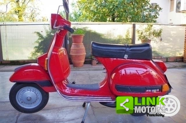 Vespa PX 150 Arcobaleno 1984 - Doc Originali - DA VETRINA For Sale (picture 2 of 6)