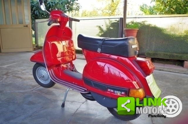 Vespa PX 150 Arcobaleno 1984 - Doc Originali - DA VETRINA For Sale (picture 3 of 6)