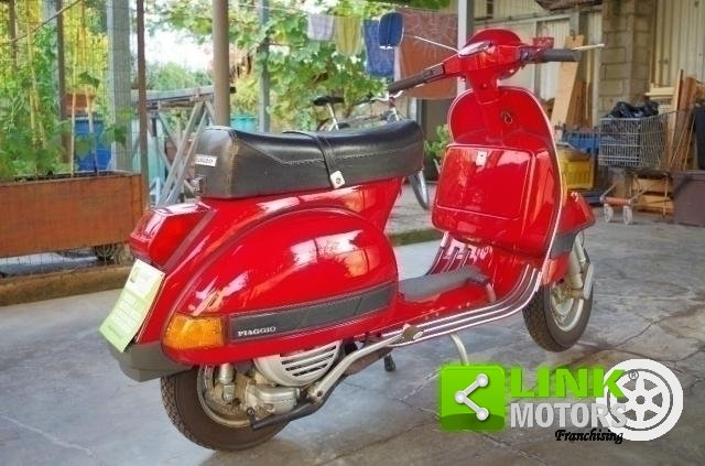 Vespa PX 150 Arcobaleno 1984 - Doc Originali - DA VETRINA For Sale (picture 5 of 6)